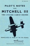 A.P. 2341C-P.N. - Pilot's Notes for Mitchell III