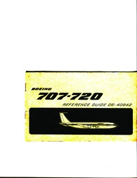 D6 40992 - Boeing 707-720 - Reference guide