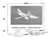 3163 A3D-1 Skywarrior Standard Aircraft Characteristics - 15 September 1959