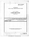 T.O. 1B-26B-3 Handbook Structural Repair Instructions B-26B and B-26C