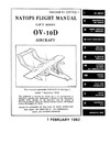 Navair 01-OV10D-1 Natops Flight Manual OV-10D Aircraft