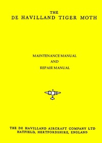 Tiger Moth - Maintenance and Repair Manual