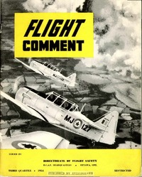 Flight Comment 1954 - 3