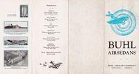 Buhl Airsedans brochure