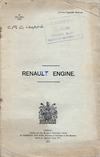 Renault V8 Engine