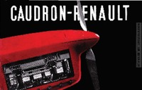 Catalogue Caudron Renault
