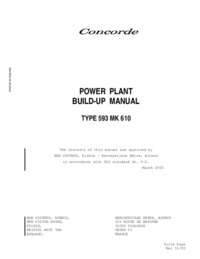 1594 Power Plant Build-up manual Forward