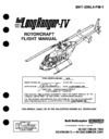 BHT-206L4-FM1 - Bell Long Ranger IV Flight Manual