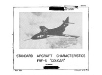 3385 F9F-6 and -6P Cougar (J-48-P