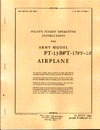 T.O. 01-70AB-1 Pilot's Flight Operating Instructions for PT-13B, PT-17, PT18 Airplane