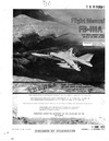 T.O. 1F-111(B)A-1 Flight Manual FB-111A