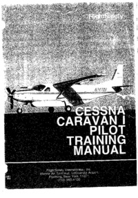 2965 Cessna Caravan I pilot training manual